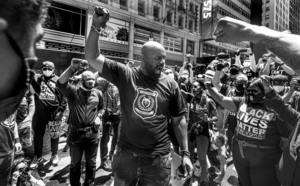 HAWK NEWSOME BLACK LIVES MATTER GREATER NEW YORK DAY 13