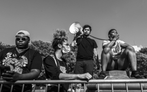 BLACK LIVES MATTER RALLY DAY 29