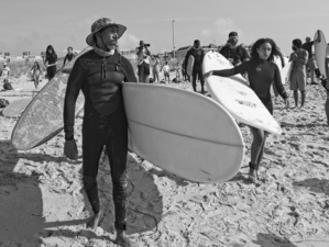 BLACK SURFER KWAME LOBBASARIO DAY 61